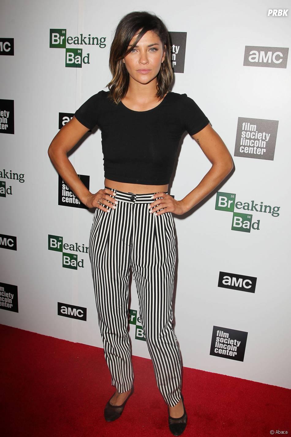 Jessica Szohr sur le tapis-rouge