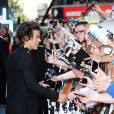 One Direction : Harry Styles, Zayn Malik, Louis Tomlinson, Liam Payne et Niall Horan sur le tapis rouge de l'avant-première de This Is Us à Londres, le 20 août 2013