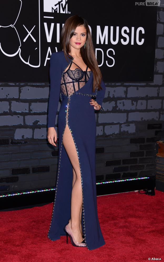 Selena Gomez et Lady Gaga : les deux chanteuses ont porté le même soutif'