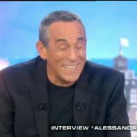 Alessandra Sublet : Thierry Ardisson l'imite et l'humilie (encore)