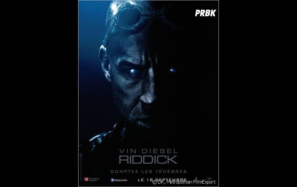 Riddick : un extrait exclusif à découvrir