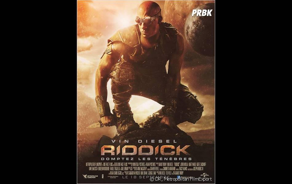 Riddick sortira le 18 septembre prochain