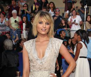 Dianna Agron : l'actrice de Glee en couple