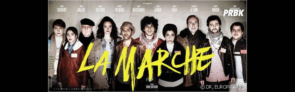 La Marche sortira le 27 novembre au cinéma