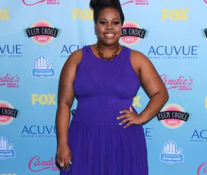 Amber Rileur aux Teen Choice Awards 2013