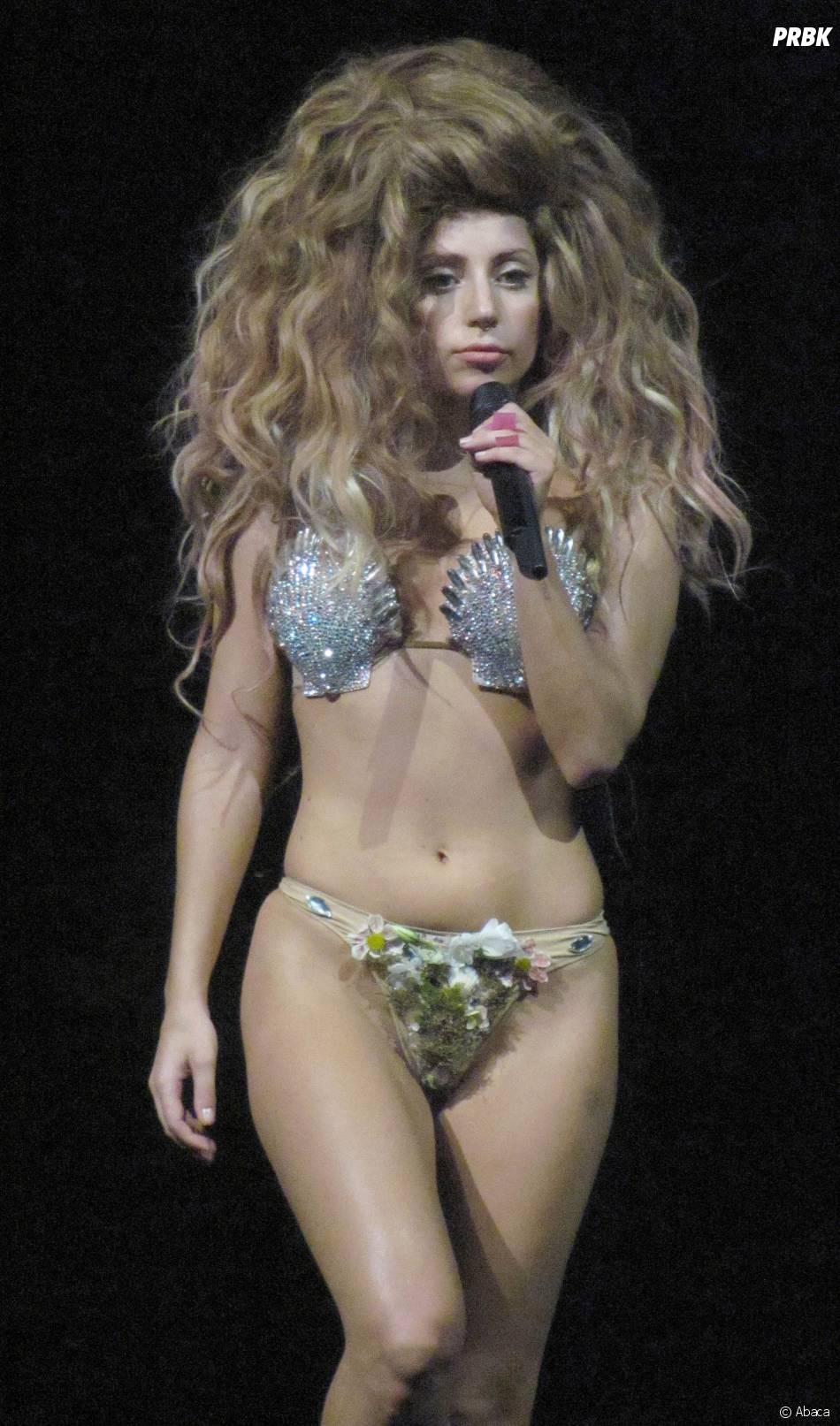 Lady Gaga se sent persécutée