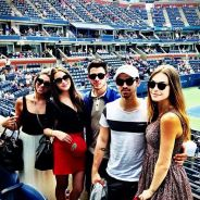 Nick Jonas en couple avec Miss Univers 2012 ? Le bisou preuve avec Olivia Culpo