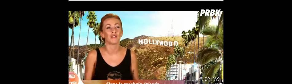 Les Ch'tis à Hollywood : Gaelle heureuse d'être de nouveau pote avec Jordan
