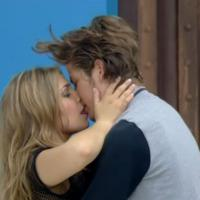 Gautier et Clara (Secret Story 7) : roulage de pelles pour leurs retrouvailles