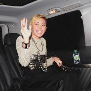 Miley Cyrus à Paris : toujours aussi déjantée avant son show au Grand Journal