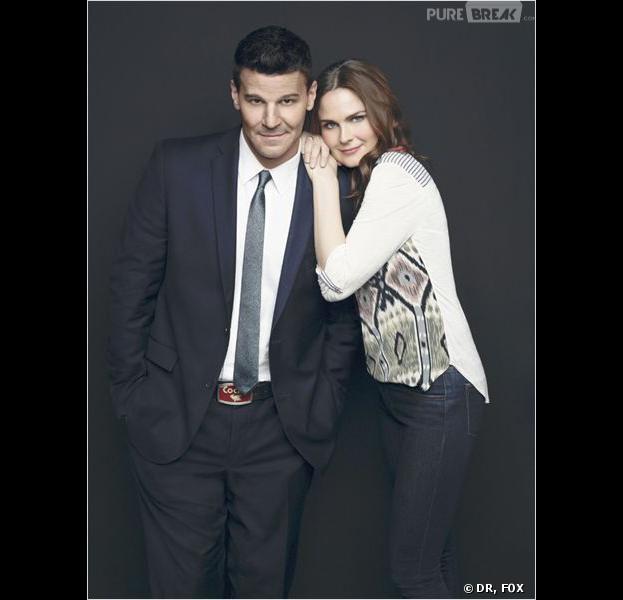 Bones saison 9 : Booth et Brennan bientôt mariés ?