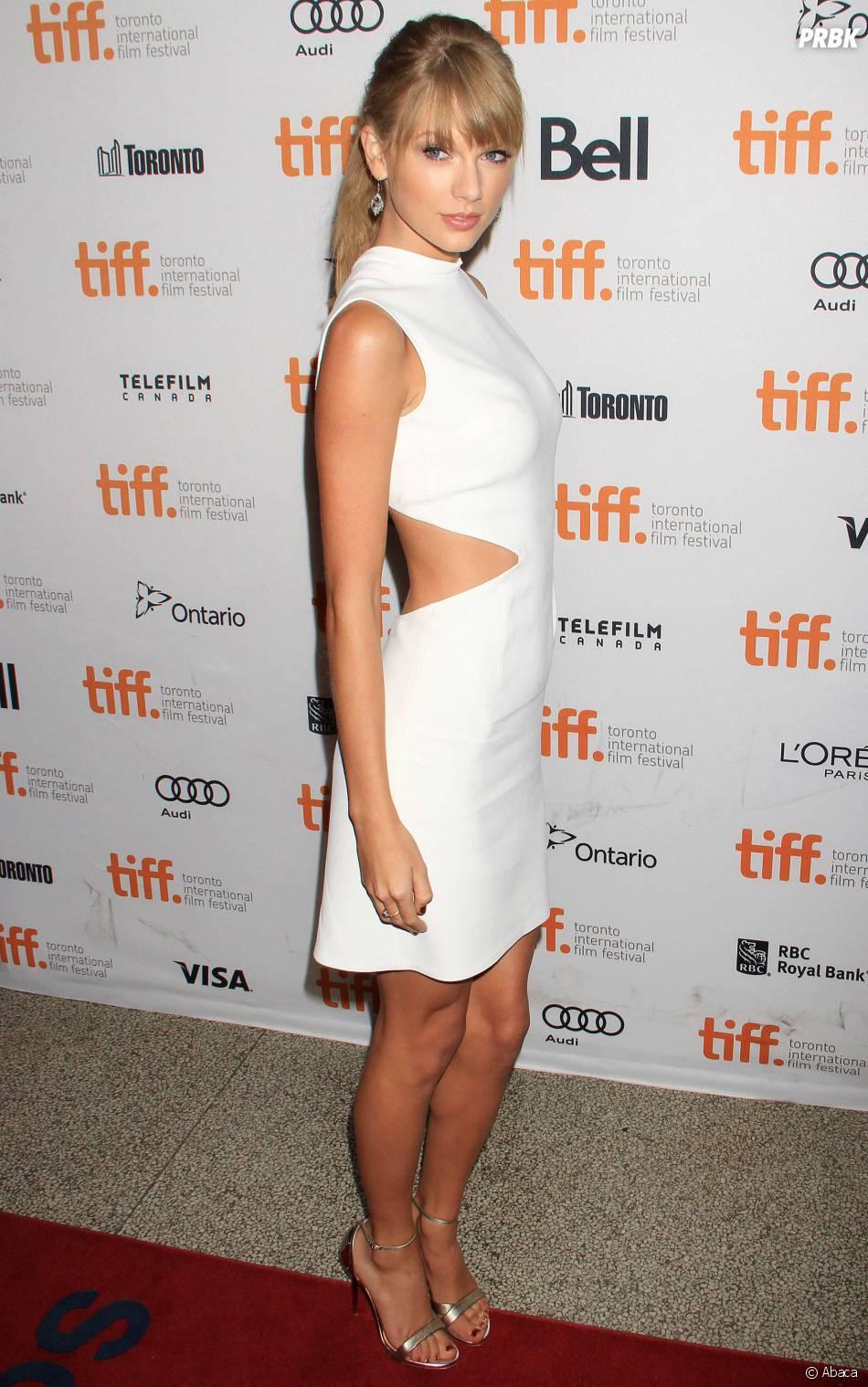 Taylor Swift a fait sensation pendant le TIFF, le 9 septembre 2013 à Toronto