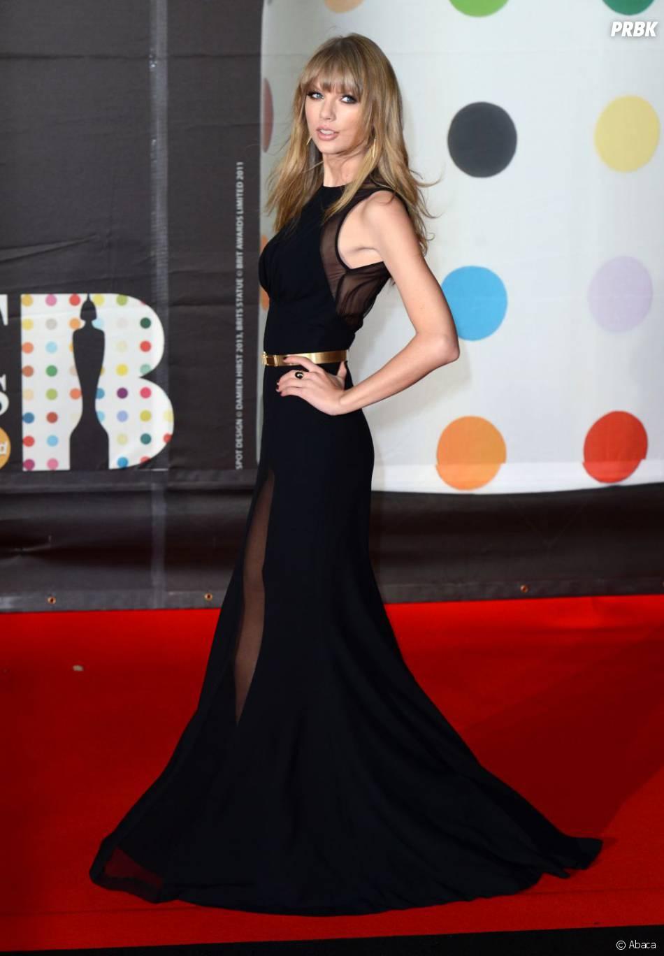 Taylor Swift : la nouvelle reine du tapis rouge ?