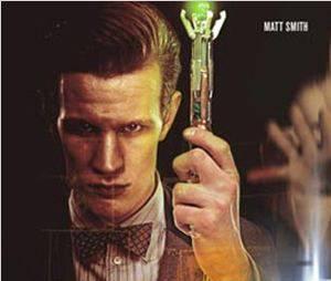 Matt Smith quittera Doctor Who après l'épisode spécial de Noël