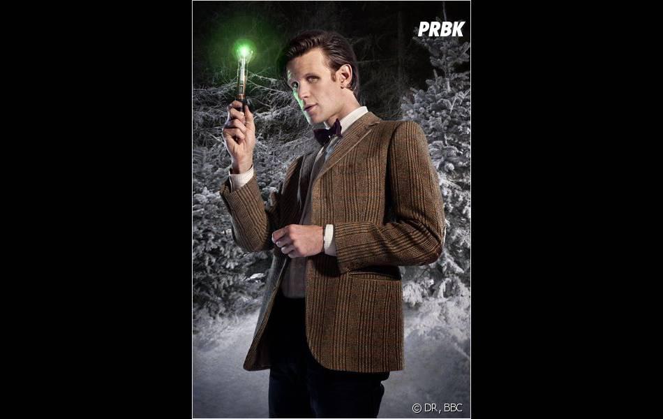 Doctor Who saison 7 :Matt Smith bientôt face à David Tennant