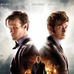 Doctor Who : trio de Doctors sur une affiche pour les 50ans du show