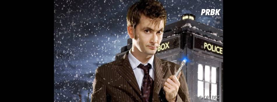 Doctor Who saison 7 : David Tennant reprend son rôle pour les 50 ans