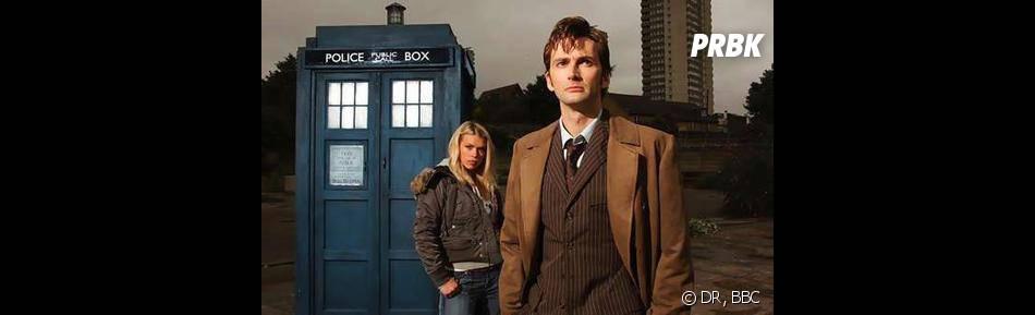 Doctor Who saison 7 : David Tennant et Billie Piper de retour