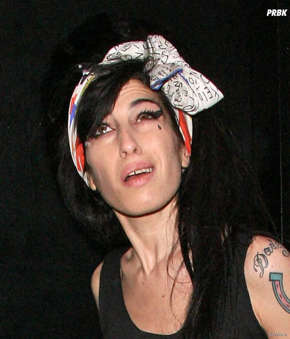 """Amy Winehouse fait partie du somble """"Club des 27"""""""