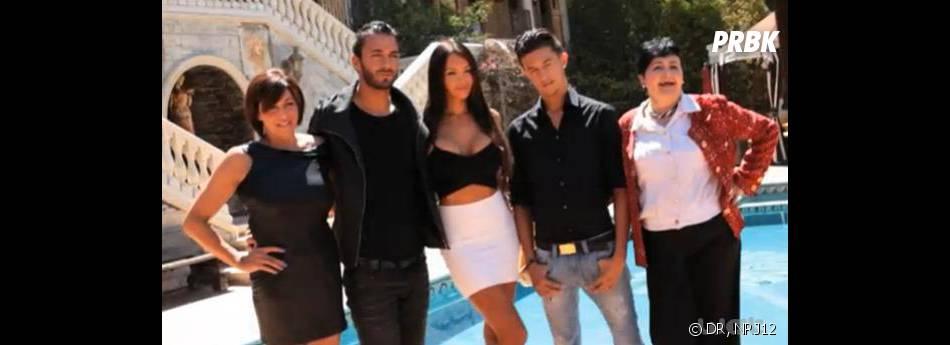 Allo Nabilla : Nabilla et sa famille se dévoilent sur les premières images de sa télé-réalité