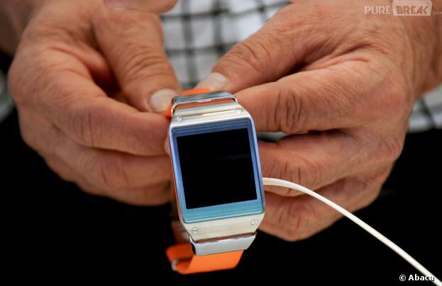 Galaxy Gear : la première montre connectée de Samsung sort le 25 septembre 2013
