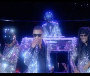 Daft Punk - Lose yourself to dance, le clip avec Pharrell Williams et Nile Rodgers