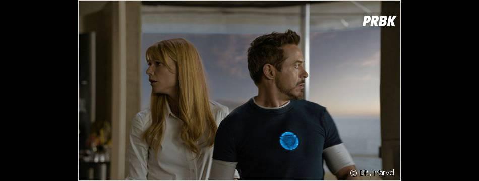 The Avengers 2 : Gwyneth Paltrow pessimiste sur l'avenir de Pepper