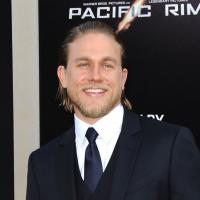 Fifty Shades of Grey : Charlie Hunnam sous protection rapprochée