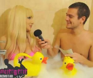 Secret Story 7 : Florine VS Sonja dans le bain de Jeremstar.