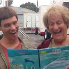 Dumb and Dumber 2 : Jim Carrey et Jeff Daniels sur une première photo