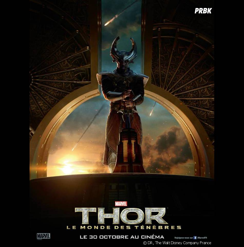Thor 2 : l'affiche-personnage d'Heimdall