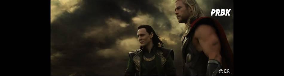 Thor 2 : Loki et son frère s'unissent dans la suite