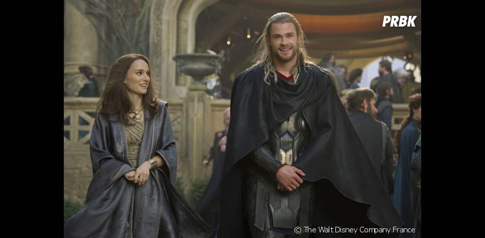 Thor 2 : Chris Hemsworth et Natalie Portman de retour
