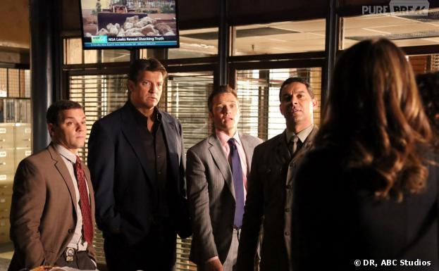 Castle saison 6, épisode 3 : un nouveau détective au poste