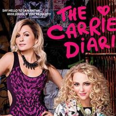 The Carrie Diaries saison 2 : Samantha et Carrie stars d'un poster