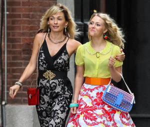 The Carrie Diaries saison 2 : tournage pour Lindsey Gort et AnnaSophia Robb