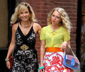 The Carrie Diaries saison 2 : Carrie et Samantha