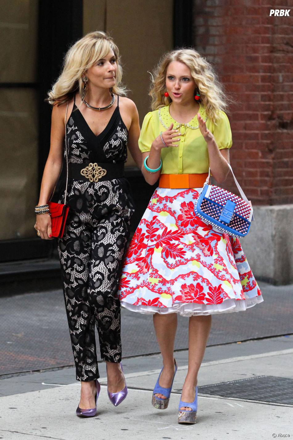 The Carrie Diaries saison 2 : Samantha et Carrie