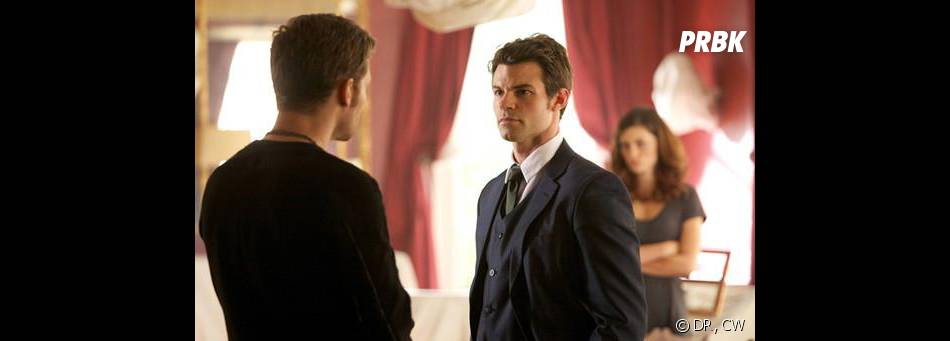 The Originals saison 1, épisode 1 : Elijah face à Klaus