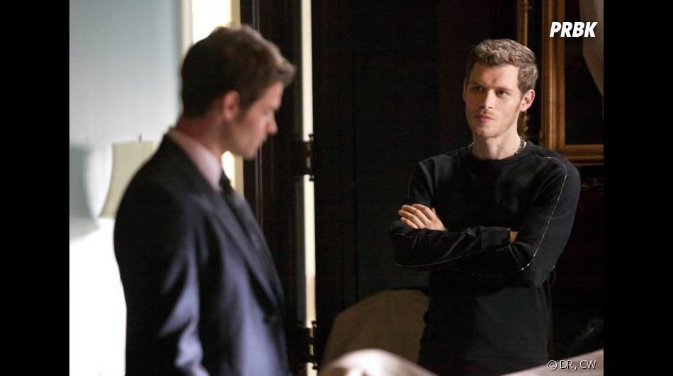The Originals saison 1, épisode 1 : Joseph Morgan et Daniel Gillies