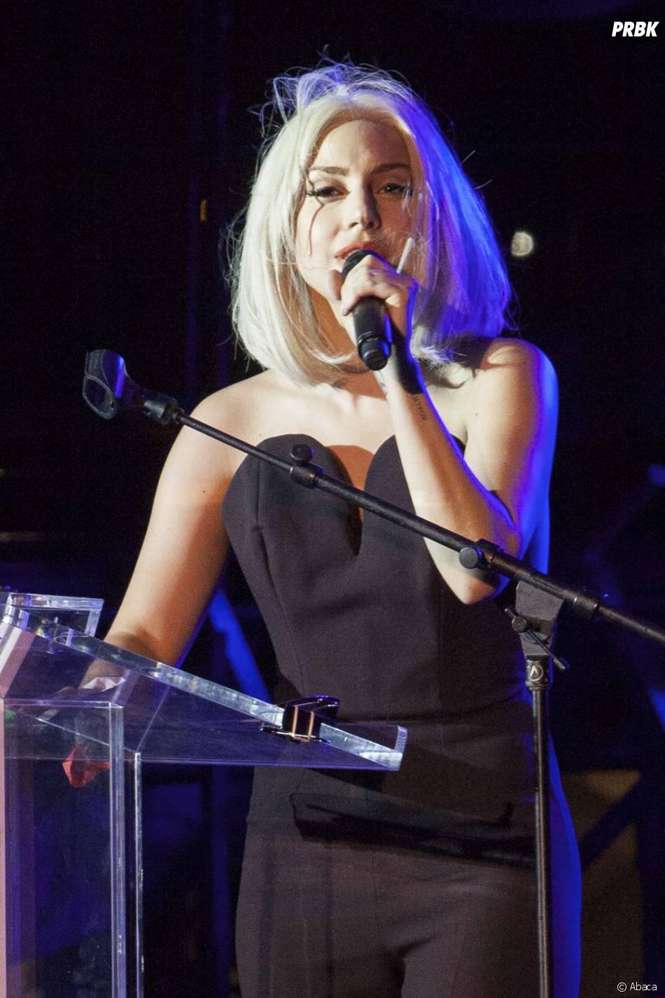 Lady Gaga : la Mother Monster, reine des exhibs ?