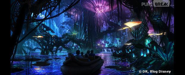 Avatar aura le droit à son parc d'attraction
