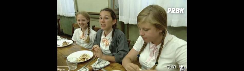 Retour au Pensionnat : les élèves à table pour le meilleur mais surtout pour le pire.