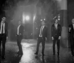 """The Wanted : Show me love, le clip """"classe à l'américaine"""""""