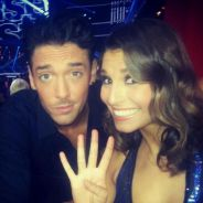 Laury Thilleman VS Damien Sargue (Danse avec les stars 4) : l'ex Miss France flippe