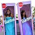Des Barbie humaines ? La ressemblance n'est pas flagrante.
