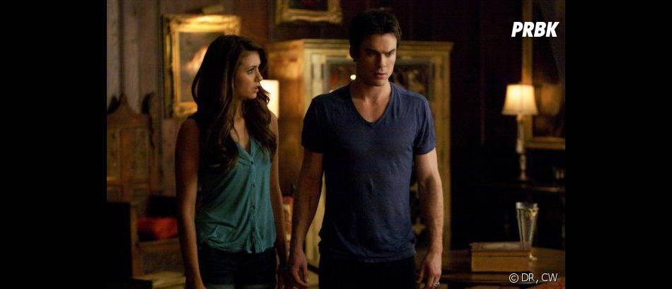 Vampire Diaries saison 5, épisode 6 : Damon et Elena