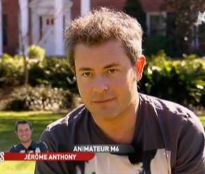 Séduis-moi si tu peux : Jérôme Anthony à la présentation.