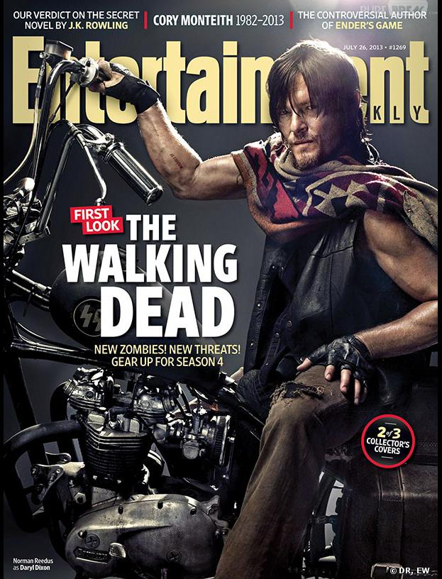 The Walking Dead saison 4 : Norman Reedus affirme que cette année est la meilleure