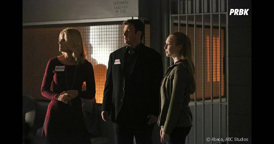 Castle saison 6, épisode 7 : Rick et Alexis vont venir en aide à un condamné à mort